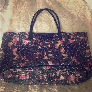 Givenchy Floral Antigona Tote